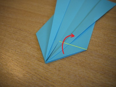 Paper Aeroplanes: The Merlin - Step 11