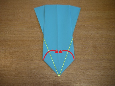 Paper Aeroplanes: The Merlin - Step 14