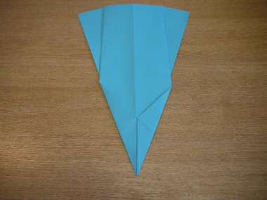Paper Aeroplanes: The Merlin - Step 14a
