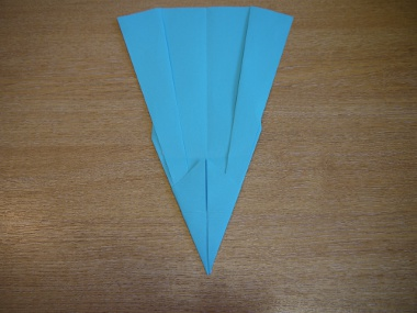Paper Aeroplanes: The Merlin - Step 15