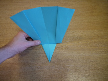 Paper Aeroplanes: The Merlin - Step 17b