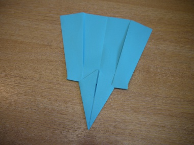 Paper Aeroplanes: The Merlin - Step 18a