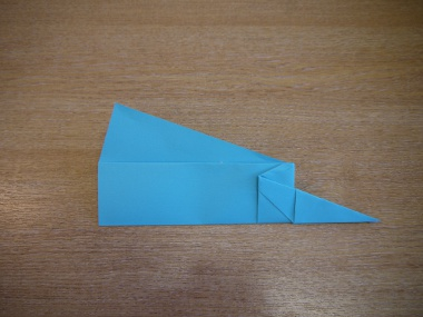 Paper Aeroplanes: The Merlin - Step 19a