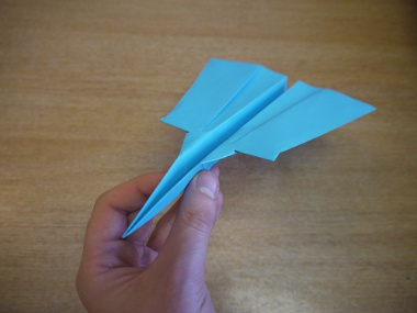 Paper Aeroplanes: The Merlin - Step 21