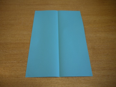 Paper Aeroplanes: The Merlin - Step 2a