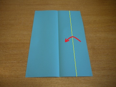Paper Aeroplanes: The Merlin - Step 3