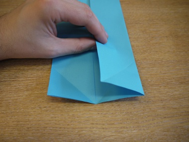 Paper Aeroplanes: The Merlin - Step 7a