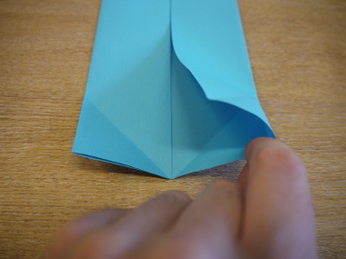 Paper Aeroplanes: The Merlin - Step 7b
