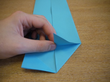 Paper Aeroplanes: The Merlin - Step 7d