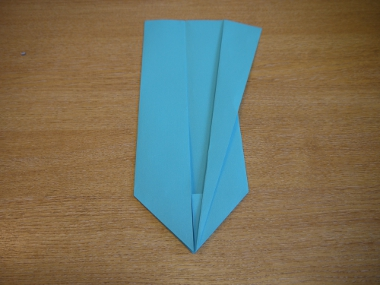 Paper Aeroplanes: The Merlin - Step 9a