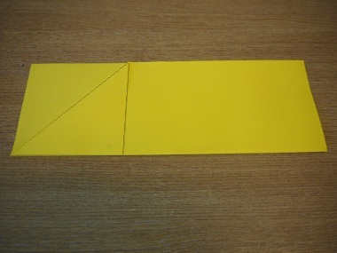 How to make a paper aeroplane: The Streamer 3a