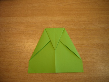 How to make a paper aeroplane: The Lion 5a