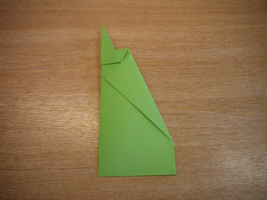 How to make a paper aeroplane: The Lion 7a