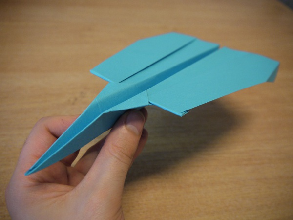 Paper Aeroplanes: The Merlin