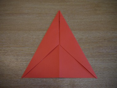 How to build a paper airplane for accuracy