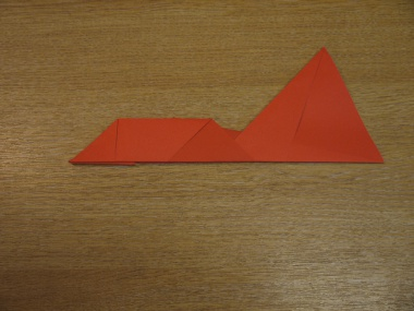 Paper Aeroplanes: The Spyder - Step 11