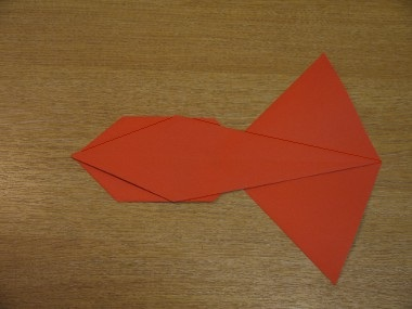 Paper Aeroplanes: The Spyder - Step 12a